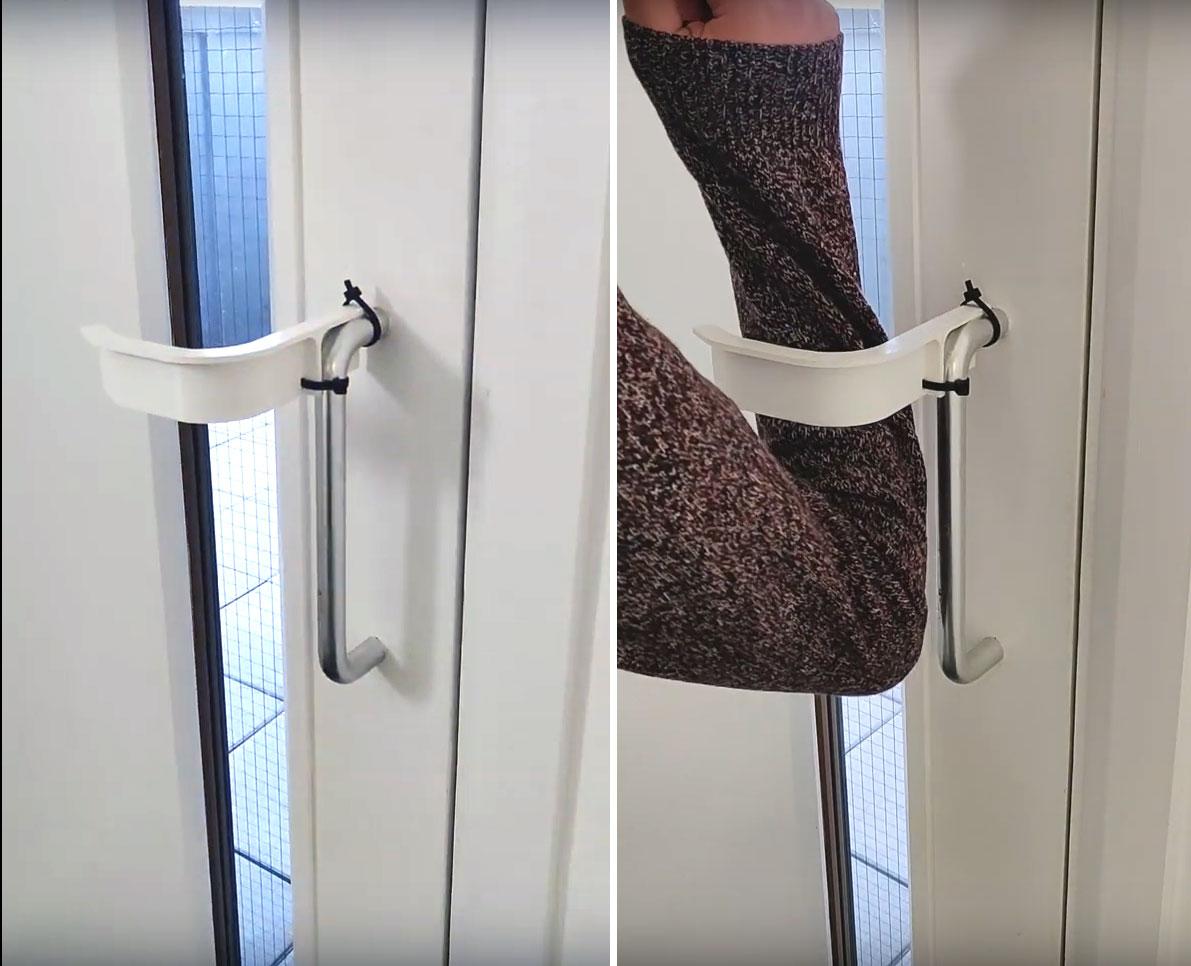 Дизайнеры вносят свой вклад в борьбу с коронавирусом: приспособления, позволяющие не касаться дверных ручек