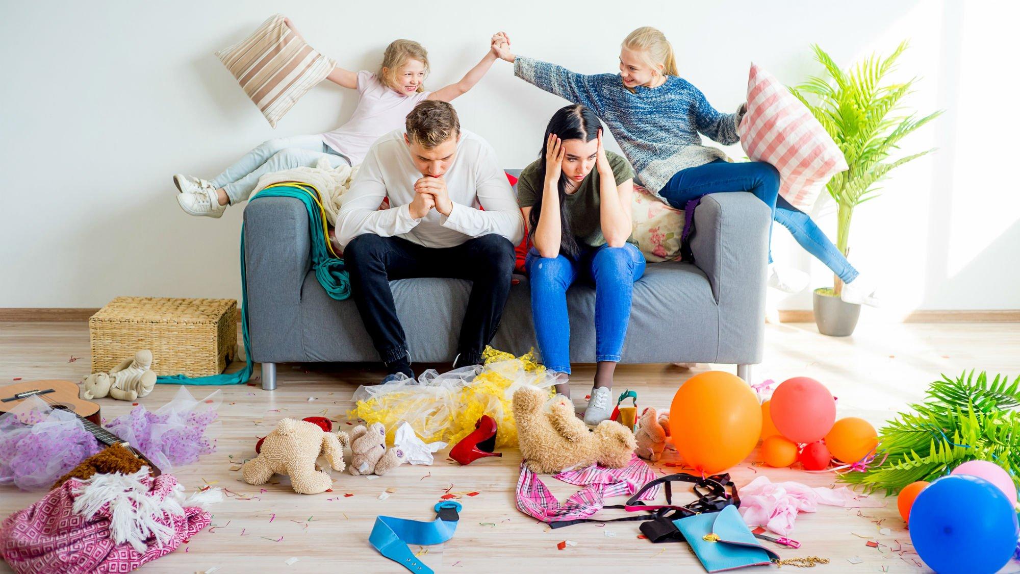 Как навести и поддерживать порядок в доме, находясь на самоизоляции или карантине