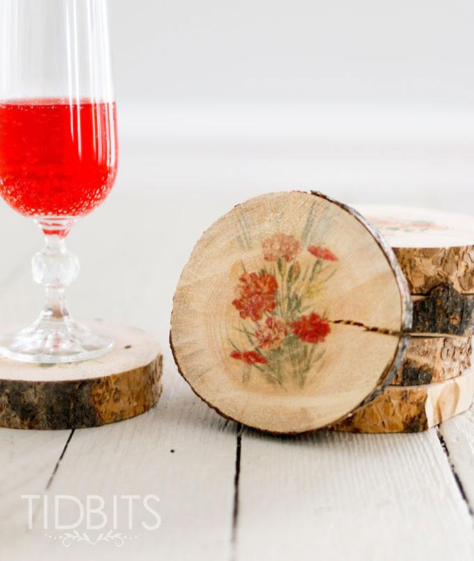 Удивительно красивые деревянные подставки под напитки и горячие блюда (и не только)