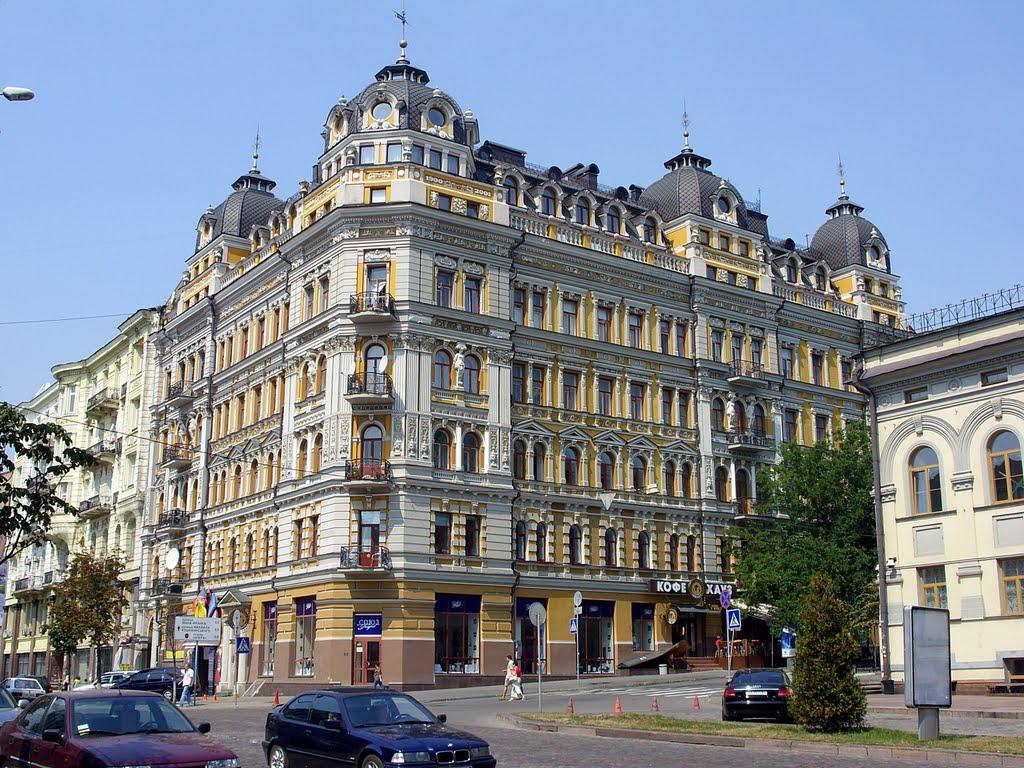 Киевские апартаменты Виталия Кличко