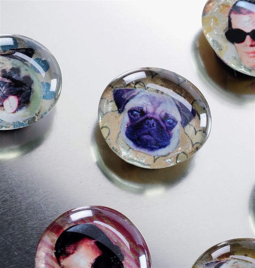 Эксклюзивные магниты на холодильник из ваших любимых фотографий