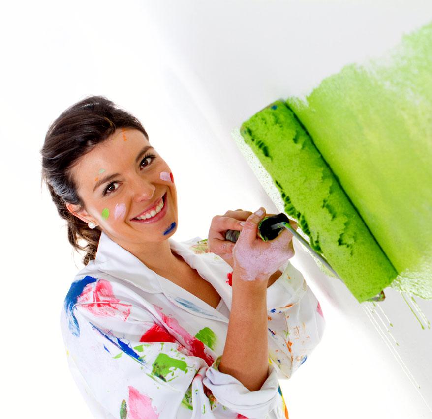 10 ошибок при покраске стен, и как их исправить: советы профессионала