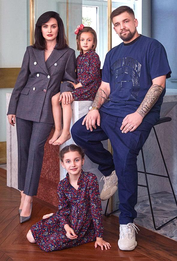 Тур по 150-метровой квартире рэпера Басты и его семьи