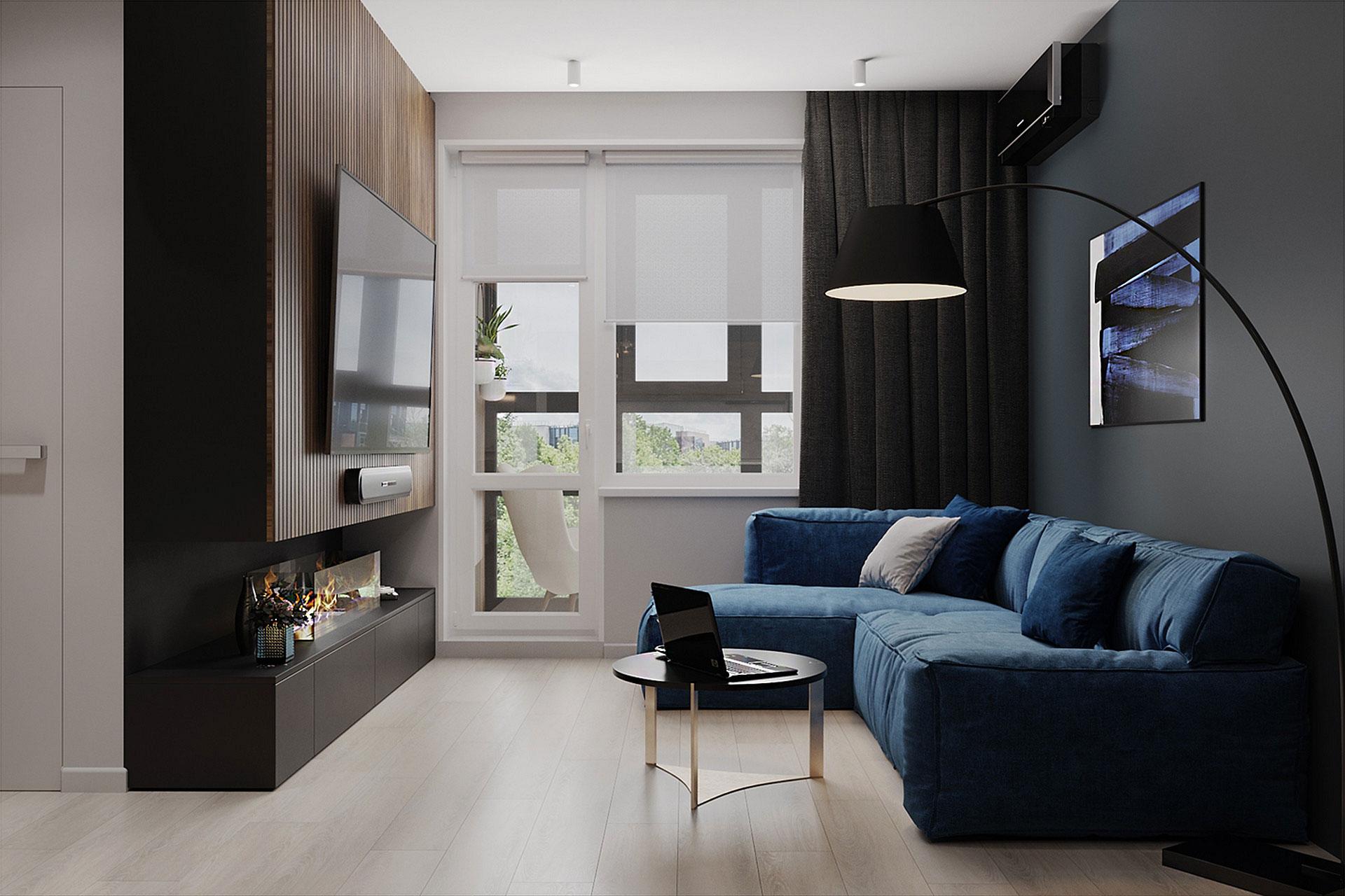 Сложности перепланировки: как превратить двухкомнатную квартиру в евротрёшку