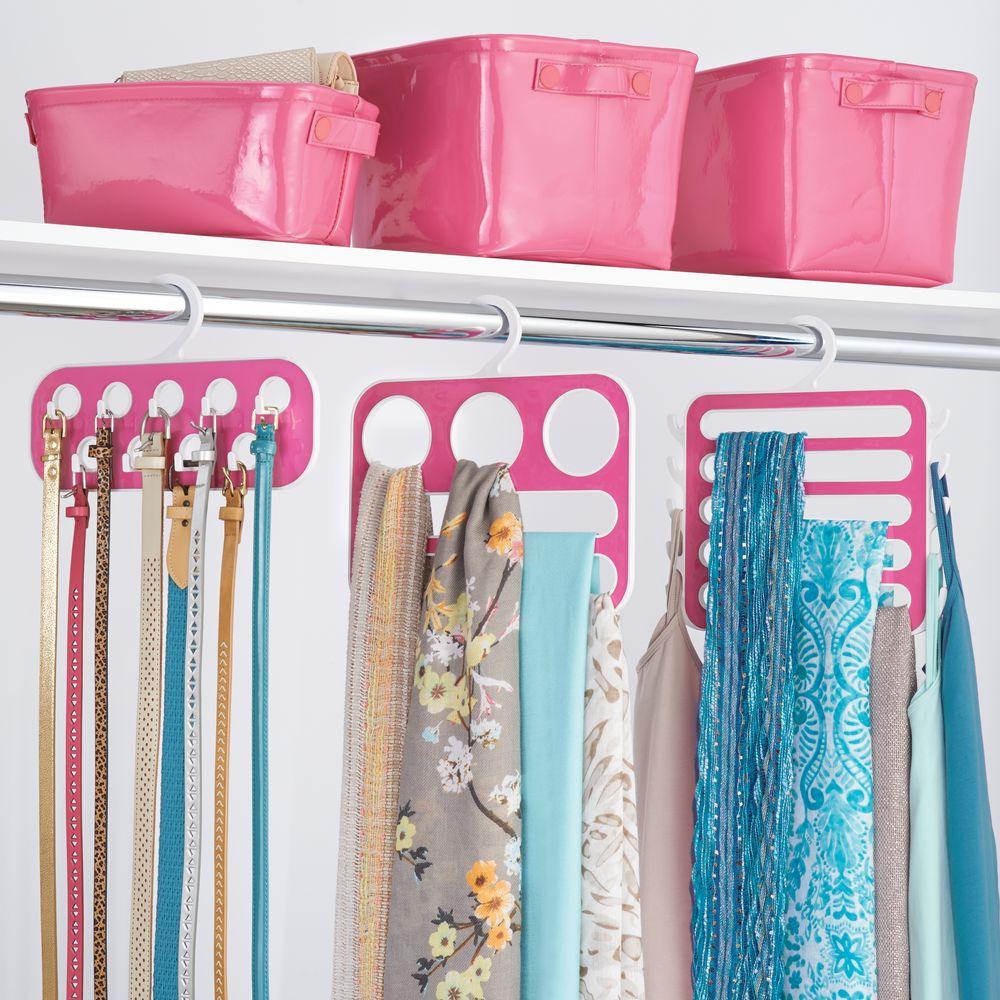 Как хранить шарфы, платки и шали: советы специалистов по организации хранения