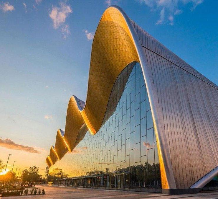 Спортивно-архитектурный триумф: как устроен Центр гимнастики Ирины Винер