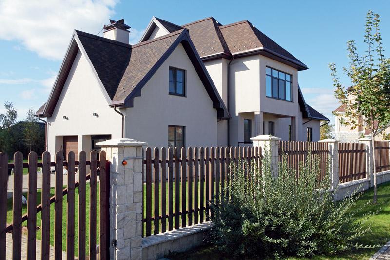 Загородный дом Игоря Верника