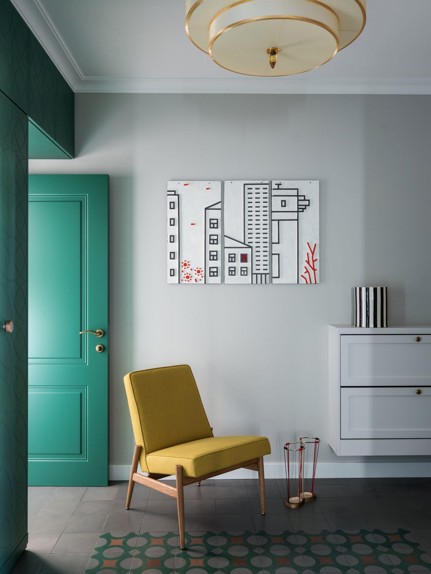 Как из типовой квартиры в панельной новостройке сделать стильное жилое пространство?