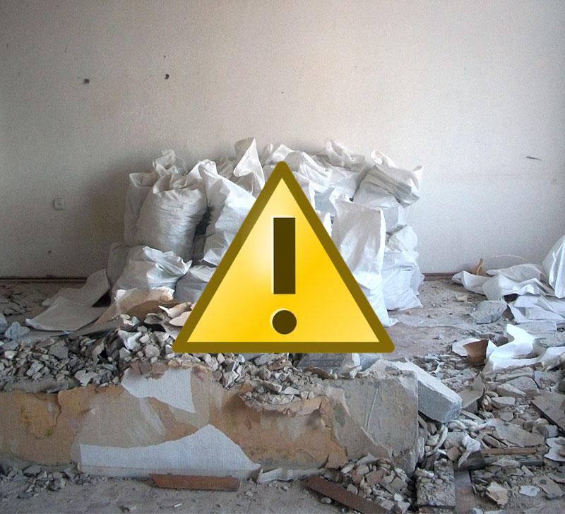 Как убрать строительную пыль после ремонта: 9 важных советов