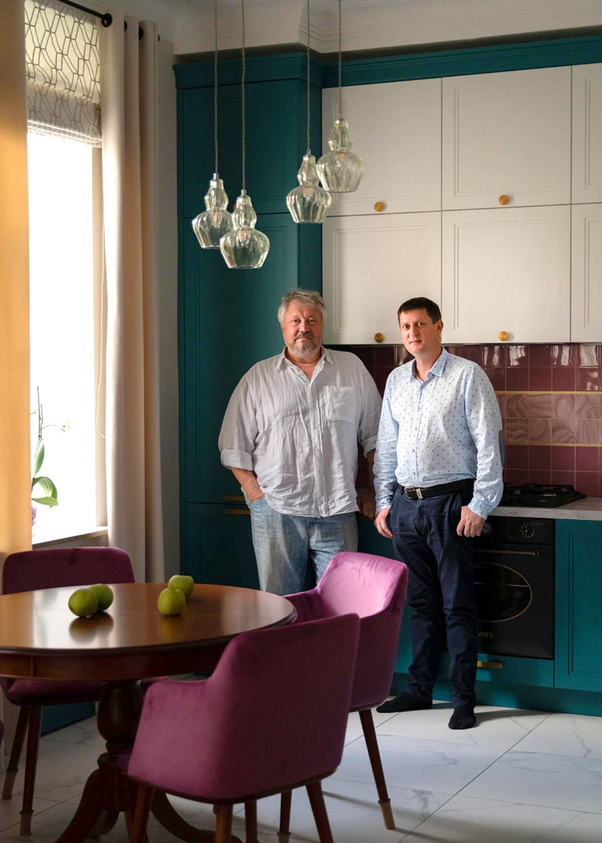 Обновлённый интерьер квартиры звезды сериалов Сергея Степанченко
