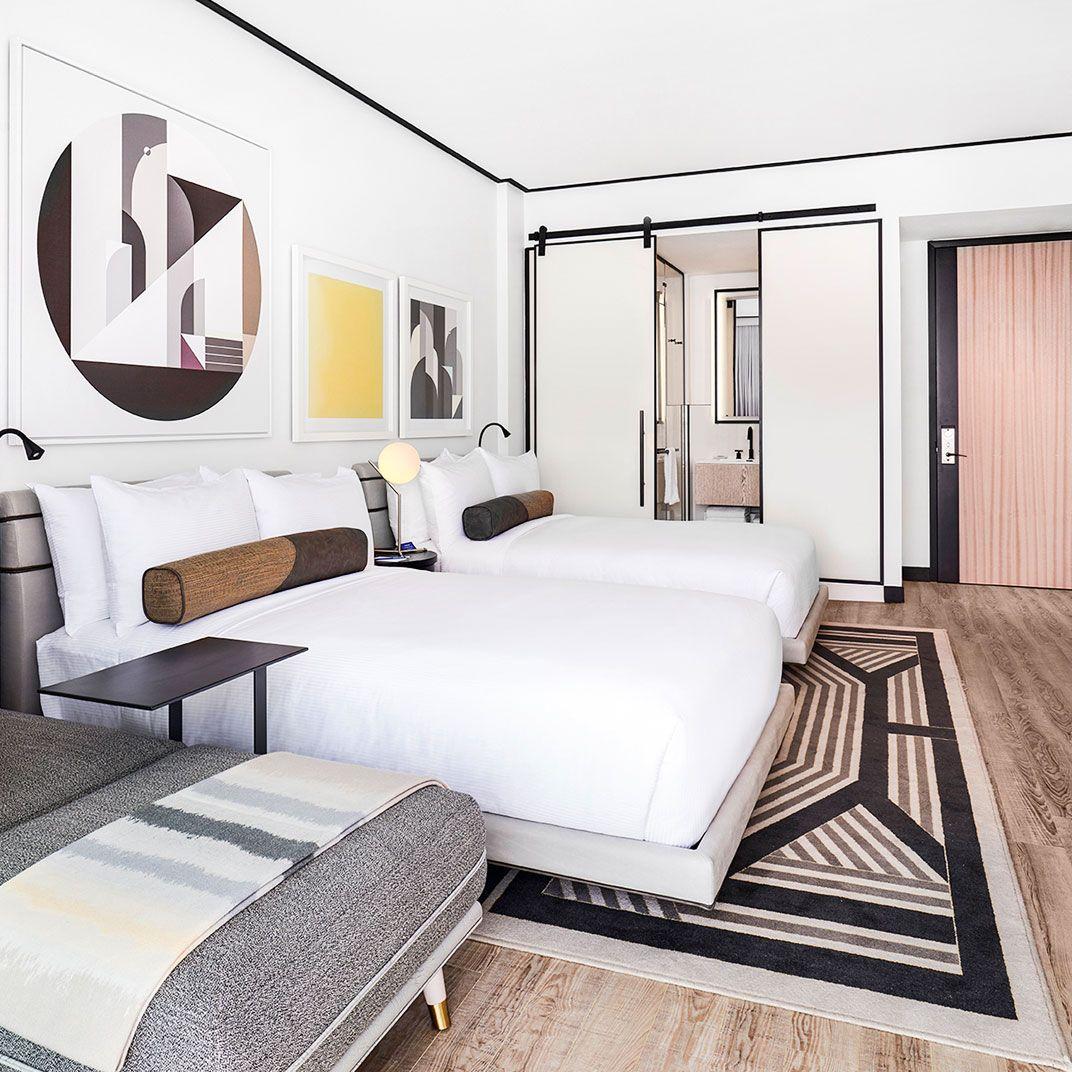 Какие приёмы сетевых гостиниц пригодятся в домашнем интерьере