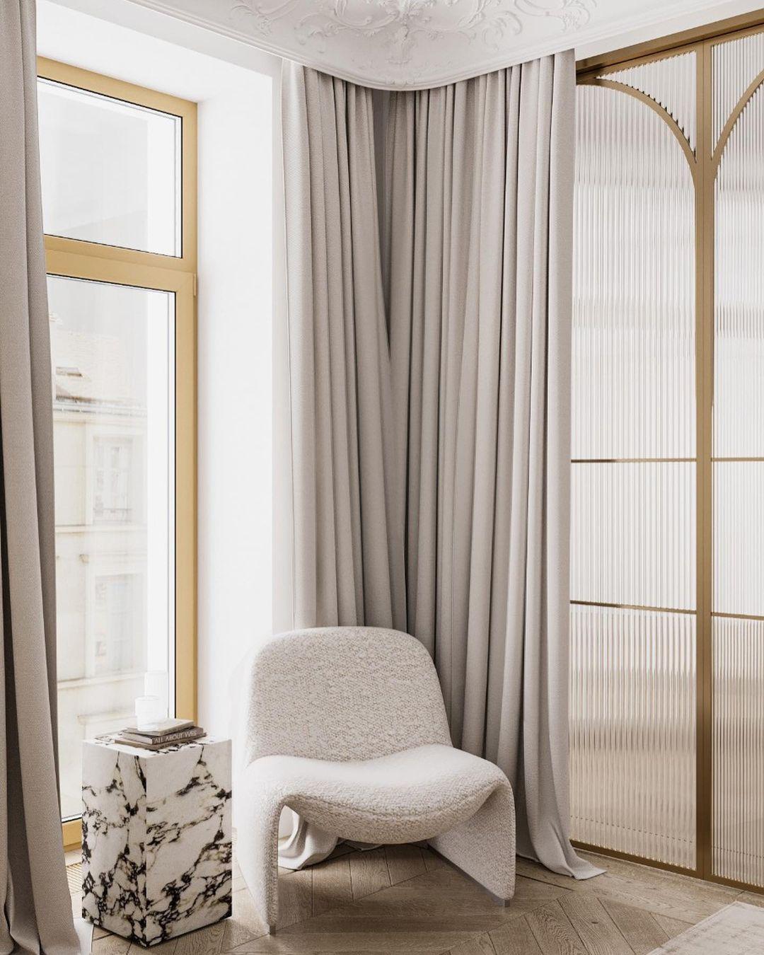 Как создать интерьер квартиры во французском стиле