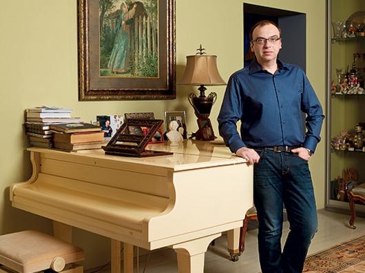 Дмитрий Бертман: «В моем доме жил Александр Блок»