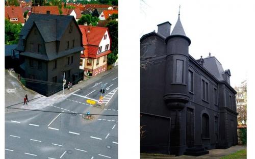 Черные дома - новый тренд