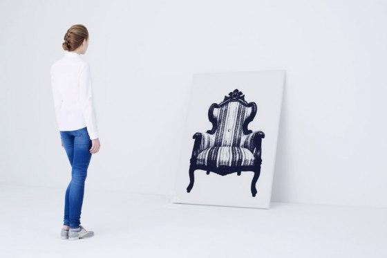 2D мебель от японской дизайн-студии YOY