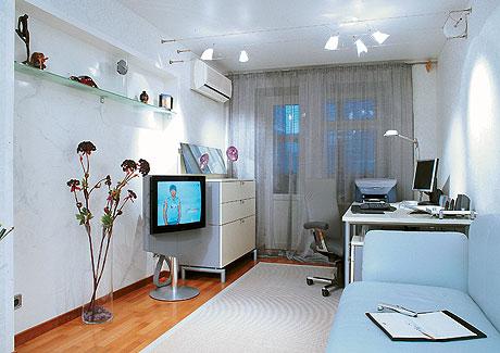 10 непреложных правил дизайна небольшой квартиры. ЧАСТЬ I I.