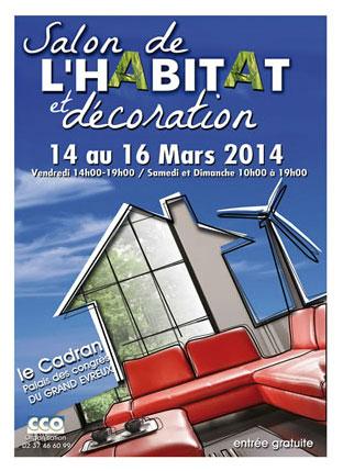Выставка Salon de L'habitat et de la decoration Evreux 2014