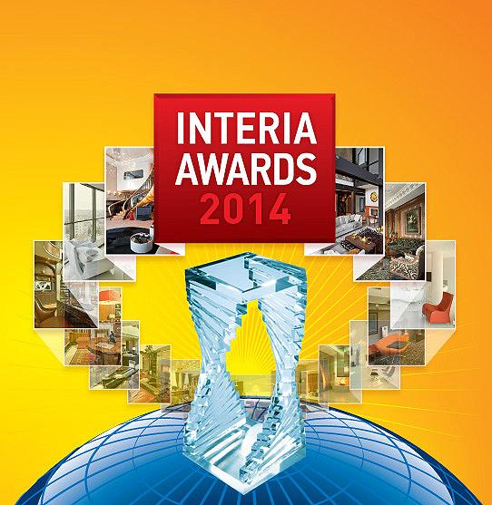 """""""Интерьерная премия INTERIA AWARDS — 2014"""""""