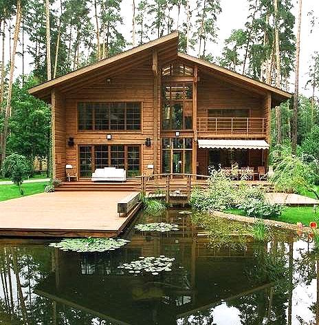 Какими материалами лучше всего отделать загородный дом?