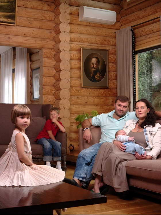 Дом Михаила Пореченкова