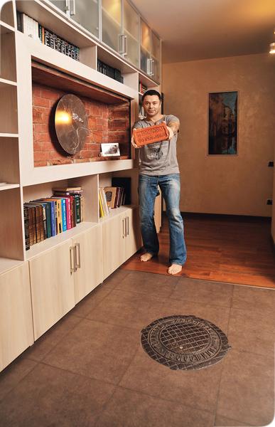 Андрей Носков: каждой квартире — свое настроение!