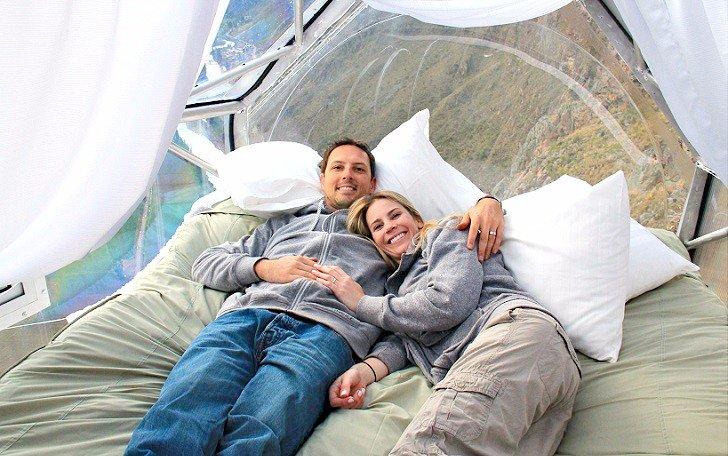 Natura Vive Skylodge – отель на отвесной скале