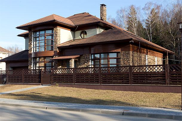 Загородный дом Димы Билана