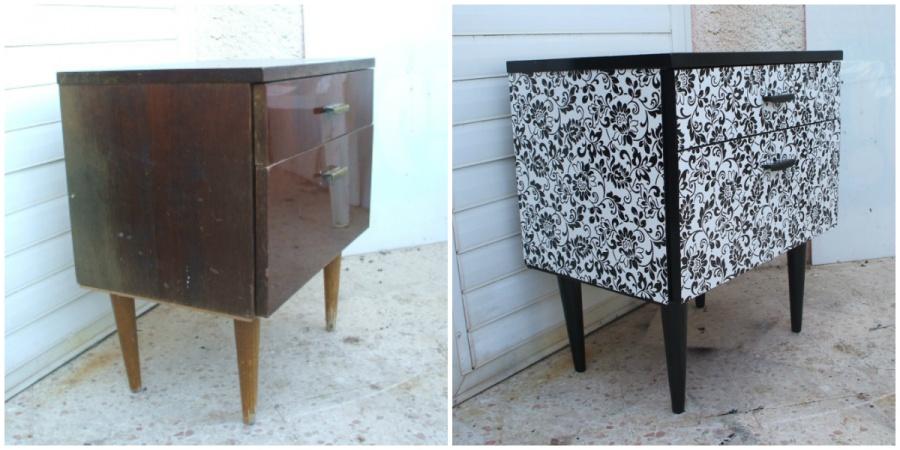 15 крутых идей по переделке старой мебели