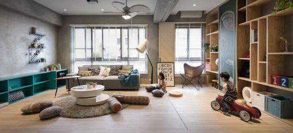 Антивандальная квартира для детей