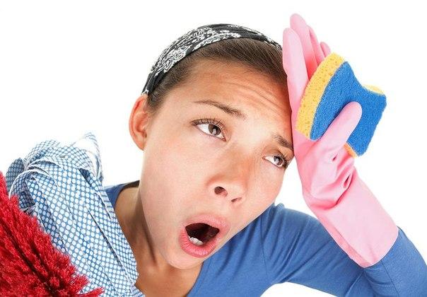 Как легко и быстро убраться дома, приложив минимум времени и сил?