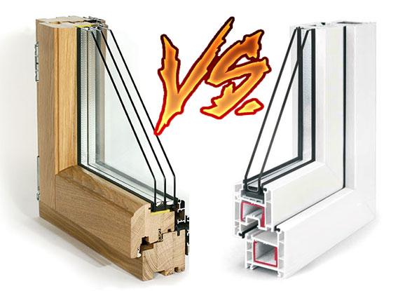 Какие окна выбрать: деревянные или пластиковые?