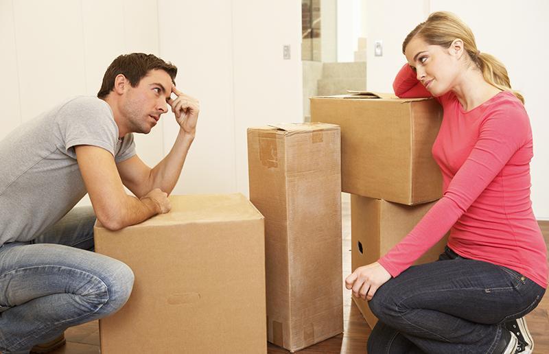 Как пережить квартирный переезд в другой город
