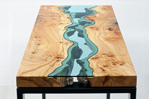 Уникальная мебель ручной работы от художника Грега Классена