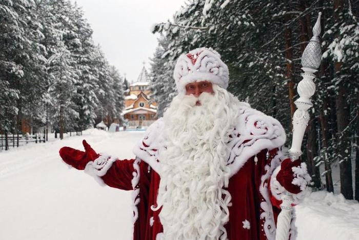 В гости к Деду Морозу в Великий Устюг