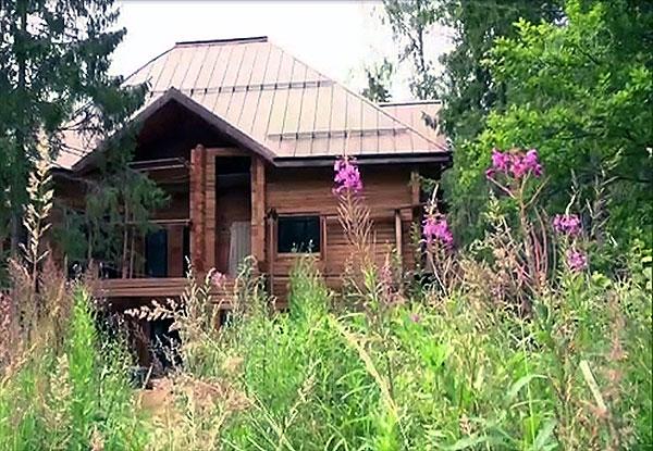 Загородный дом Сергея Жигунова