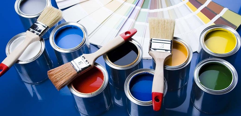 Водоэмульсионная краска для стен и потолков: как правильно выбрать и нанести