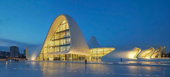 Объявлен лонглист первой международной архитектурной премии RIBA