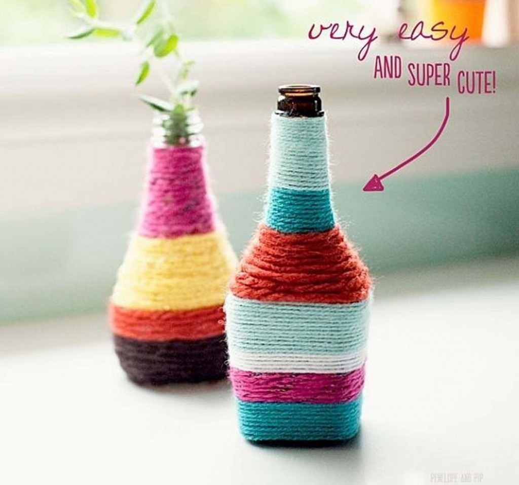 for Best out of waste ideas from plastic bottles for kids