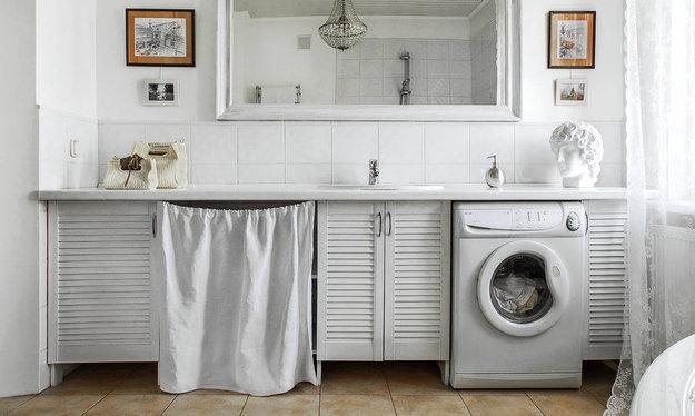 Как сэкономить на плитке в санузле - 6 изящных способов от дизайнеров по интерьерам