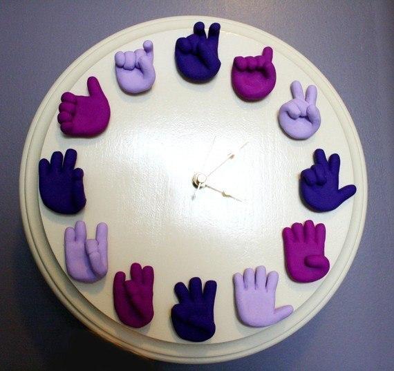 """""""Ручные"""" часы"""
