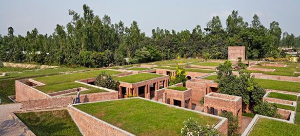 Названы лауреаты одной из самых значимых в архитектурном мире премии Ага Хана