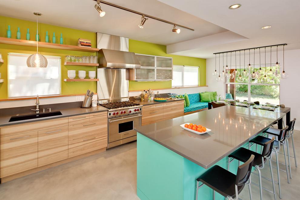 Чем отделать стены на кухне: обзор наиболее практичных и комфортных вариантов (35 фото)