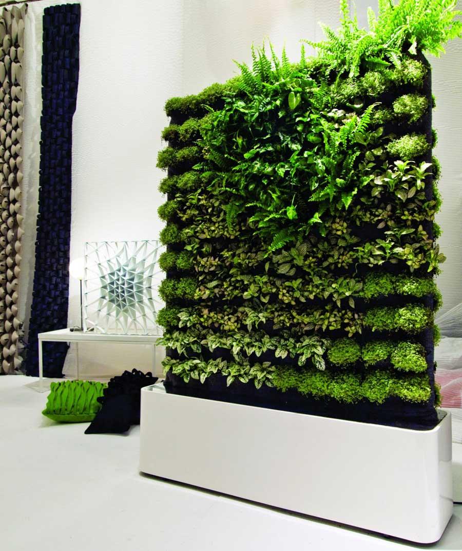 Как оригинально вписать живые растения в интерьер - 5 необычных советов от дизайнеров по интерьерам (ФОТО)