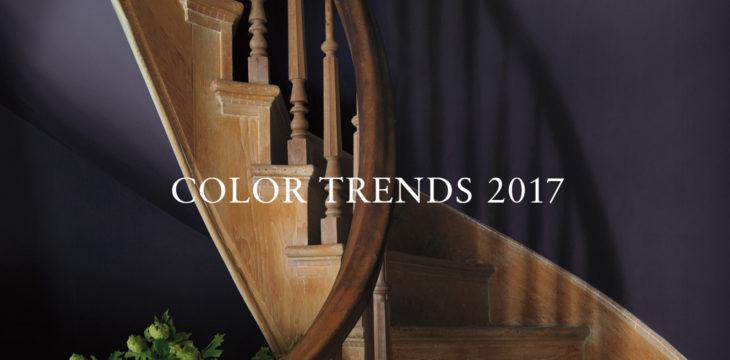 Самый модный цвет 2017 года по версии Benjamin Moore